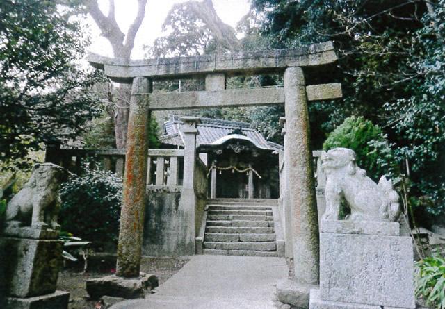 笠戸神社(本浦)