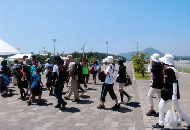 8月1日は山口県民デーで見学無料