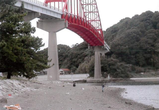 笠戸大橋公園
