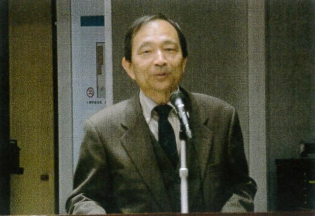 林山口大学名誉教授で山口県カウンセラ協会長が総合司会