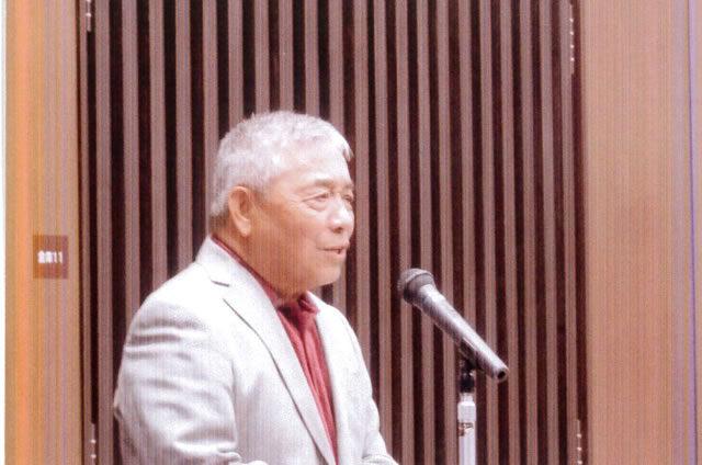 藤井実芳氏