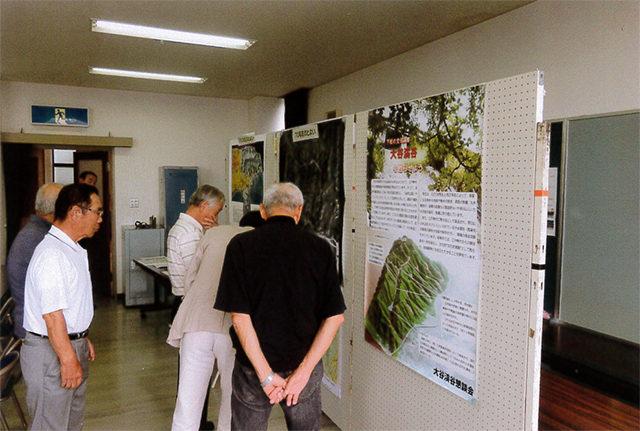 豊井地区の展示物