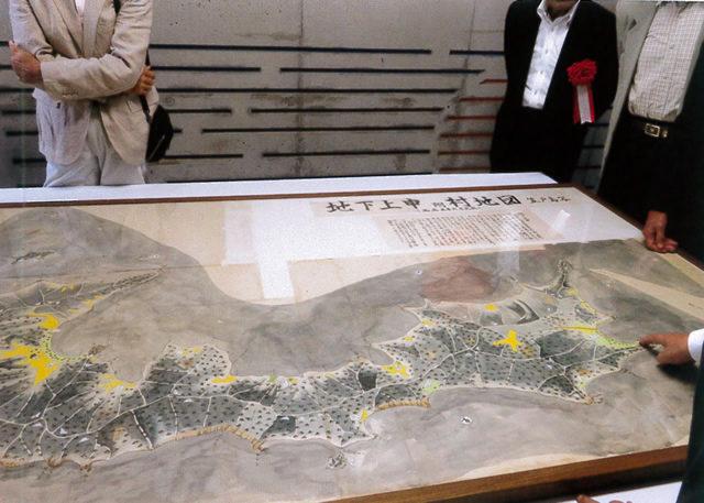江戸時代の古地図