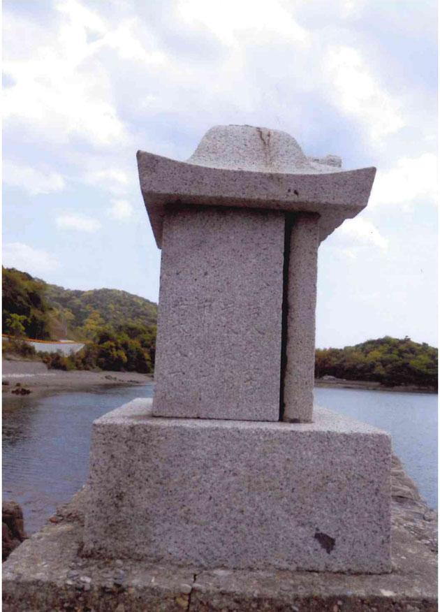 恵比寿の石祠