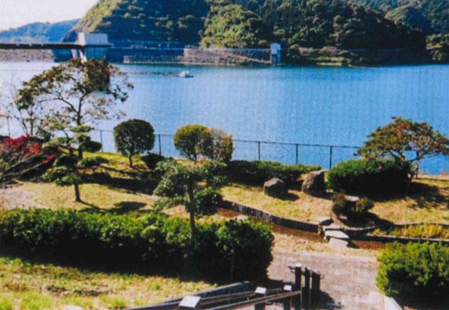 末武川ダム公園