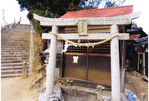 深浦恵美須神社