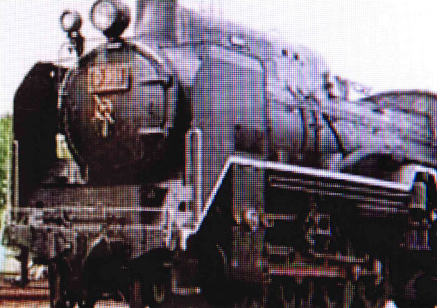 D-51 汽関車
