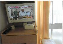 テレビと新聞は病院での情報源だ