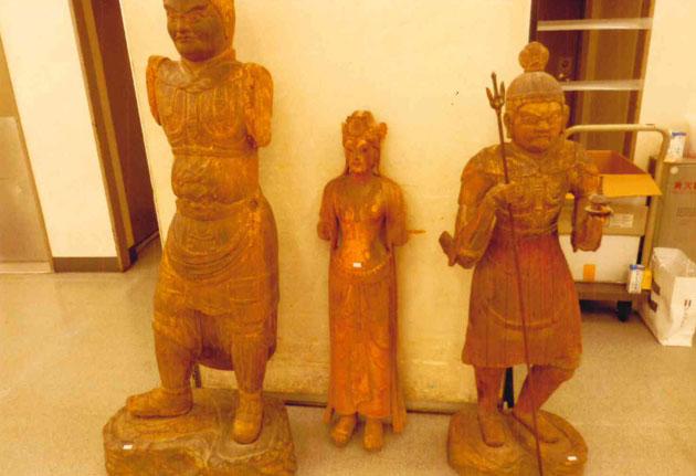 1000万円の仏像