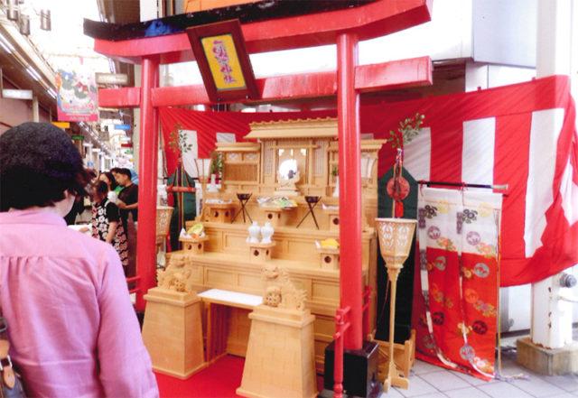 当日だけの萌えサミット神社
