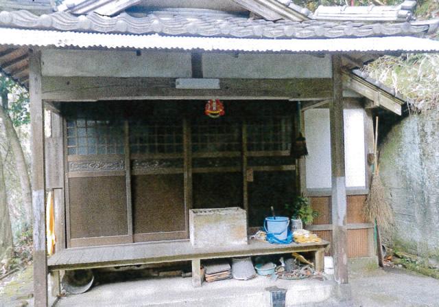 四十四番大師堂(大松ヶ浦)