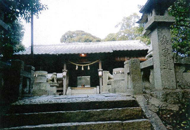 深浦八幡宮(深浦東)