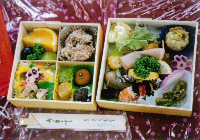 1400円の弁当