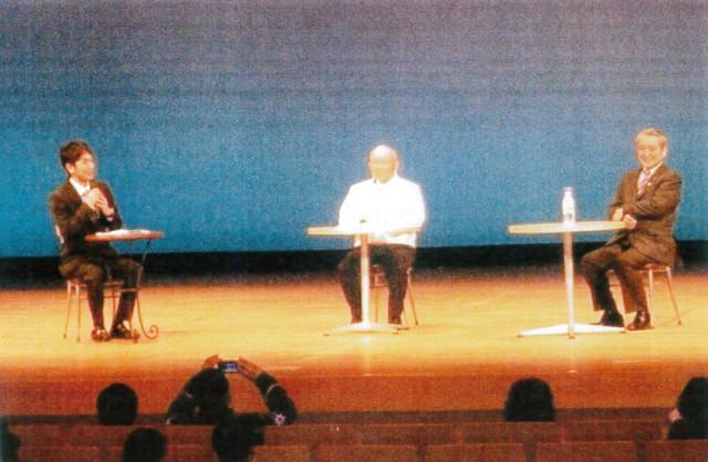 釜石・下松のトーク