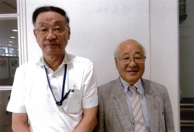 田中さんと清木さん