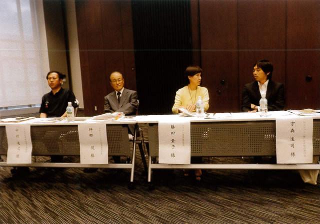 講師で出席された4人