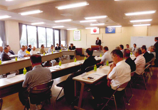 市役所5階会議室にて開催