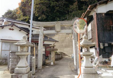 1 笠戸神社