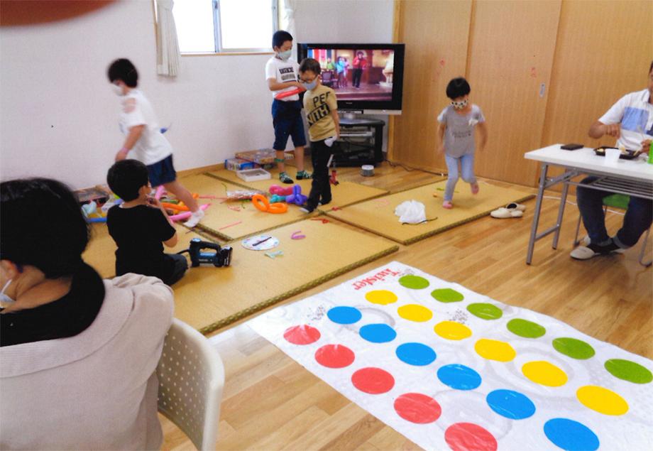 子ども用遊び場